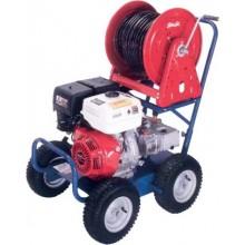 Гидродинамическая прочистная машина «Модель EJ3000»