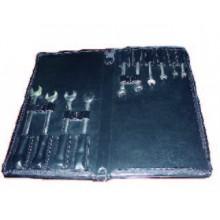 Набор титановых комбинированных ключей